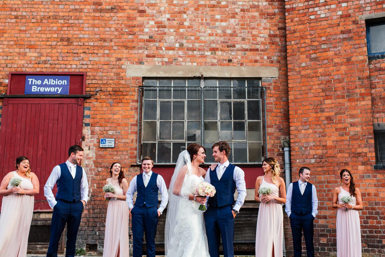 Northampton Alternative Wedding Photographer