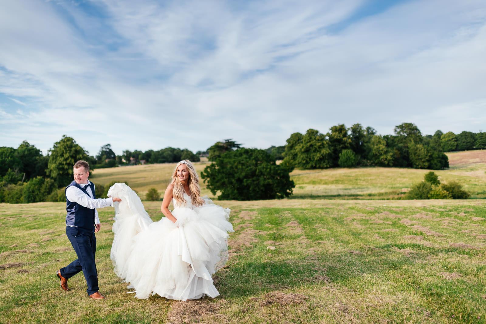 Overstone Wedding