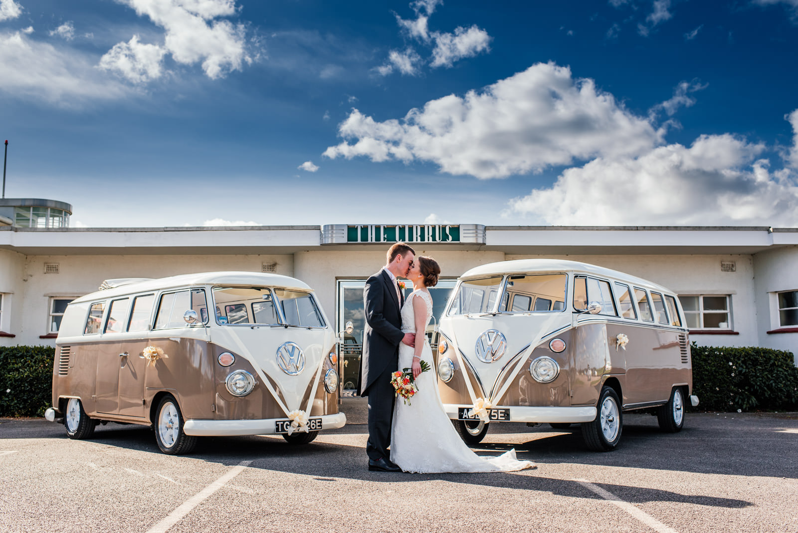 Sywell Aerodrome Wedding Photographer