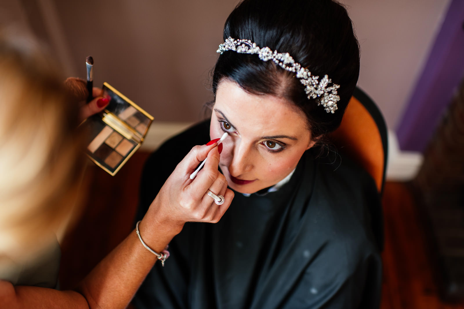 Wedding Make-up Photo