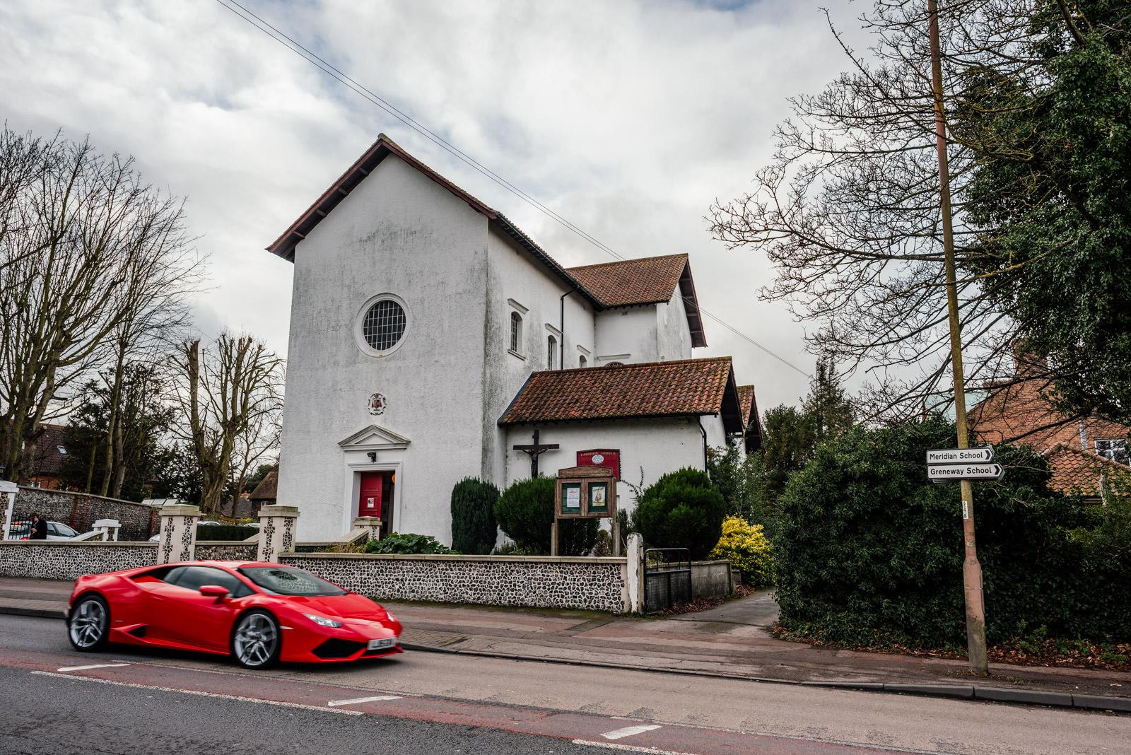 Royston Church