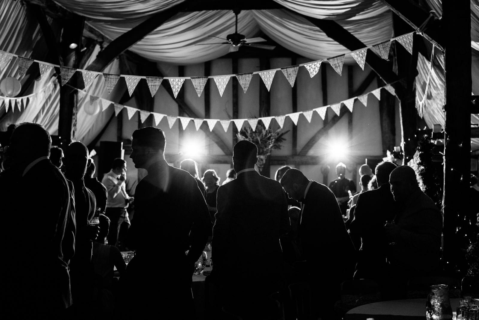 South Farm Royston Wedding Reception