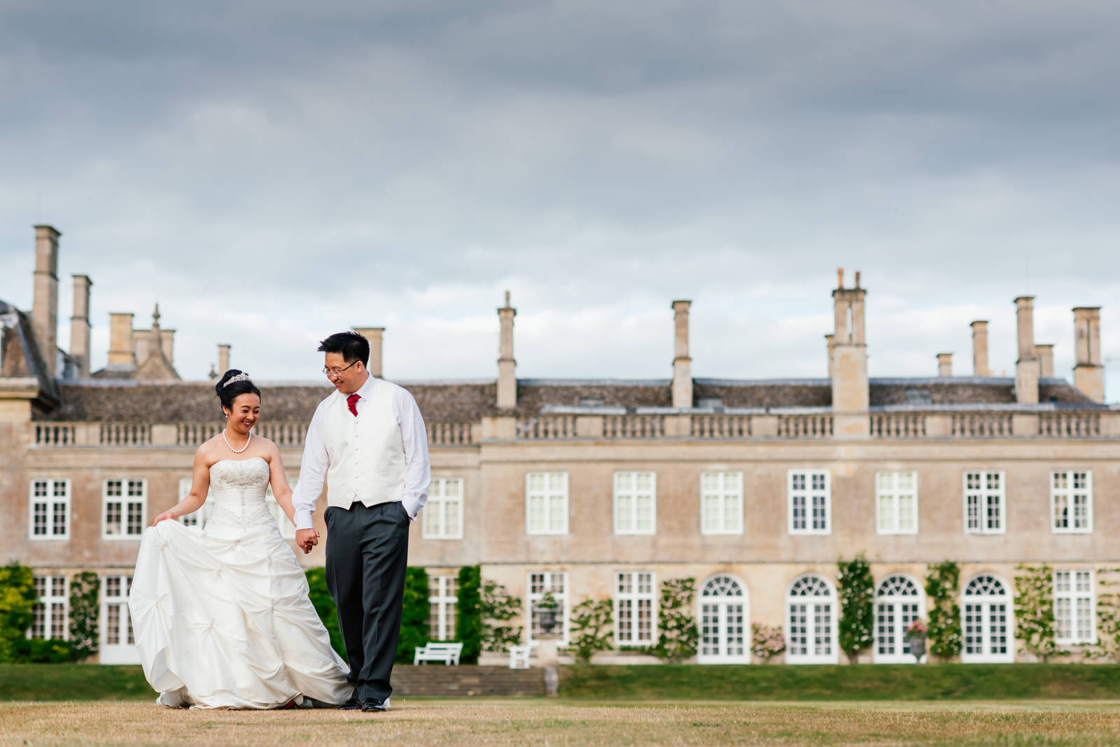 Boughton House Wedding