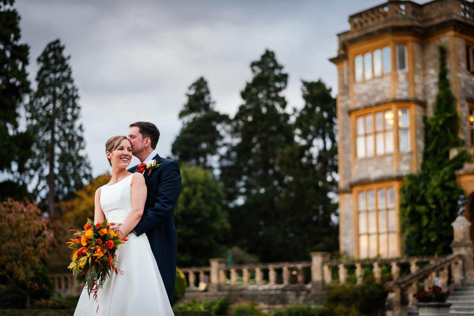 Eynsham Hall Wedding Photography
