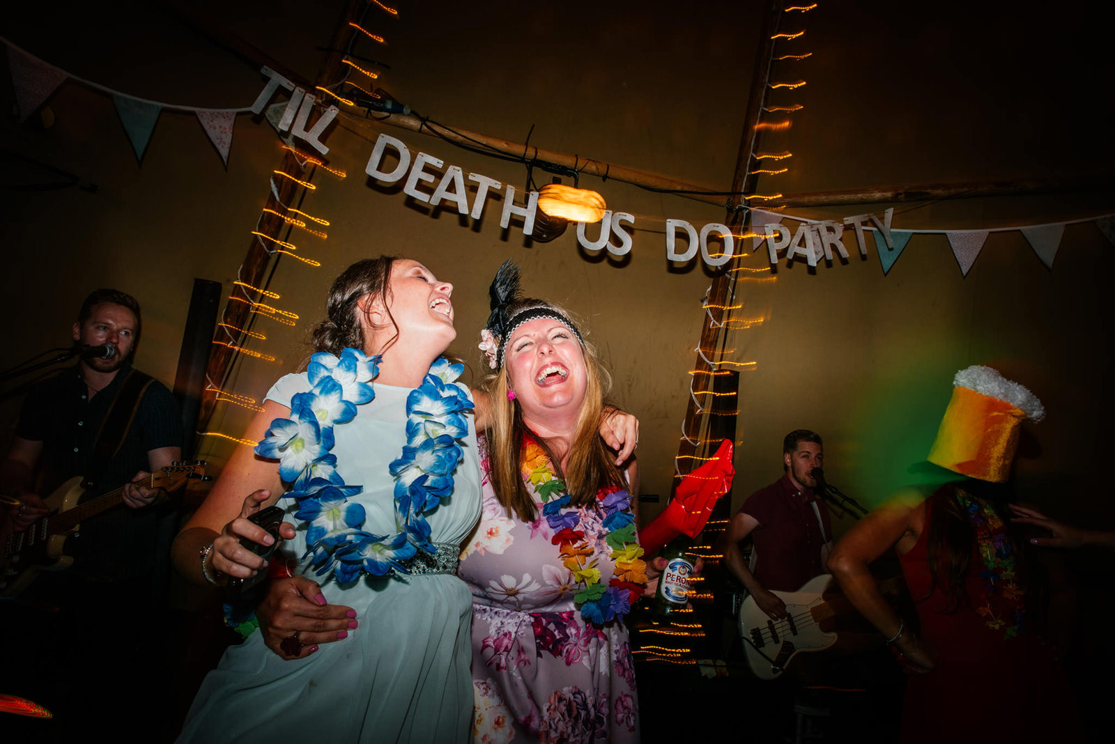 till death us do party