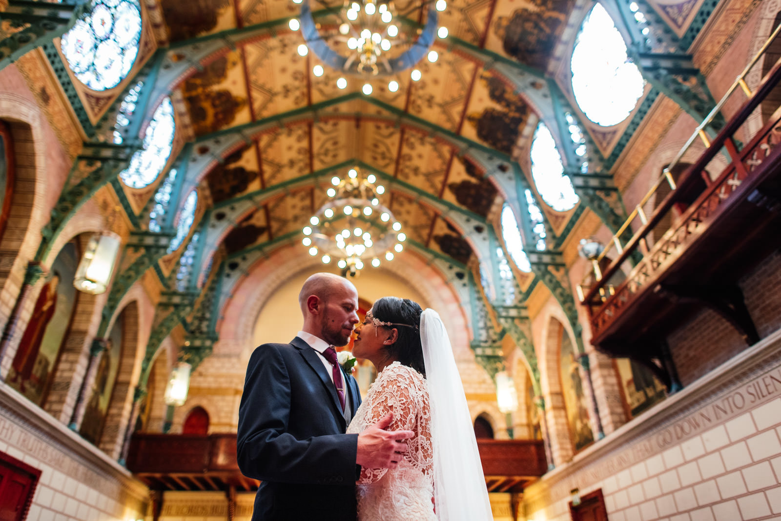 Northampton Guildhall Wedding