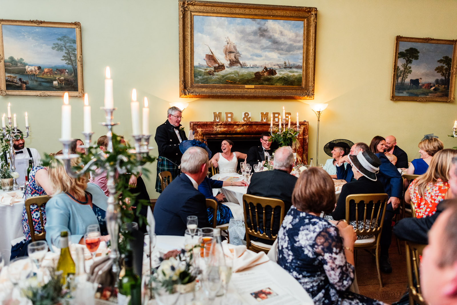 speeches at kelmarsh hall
