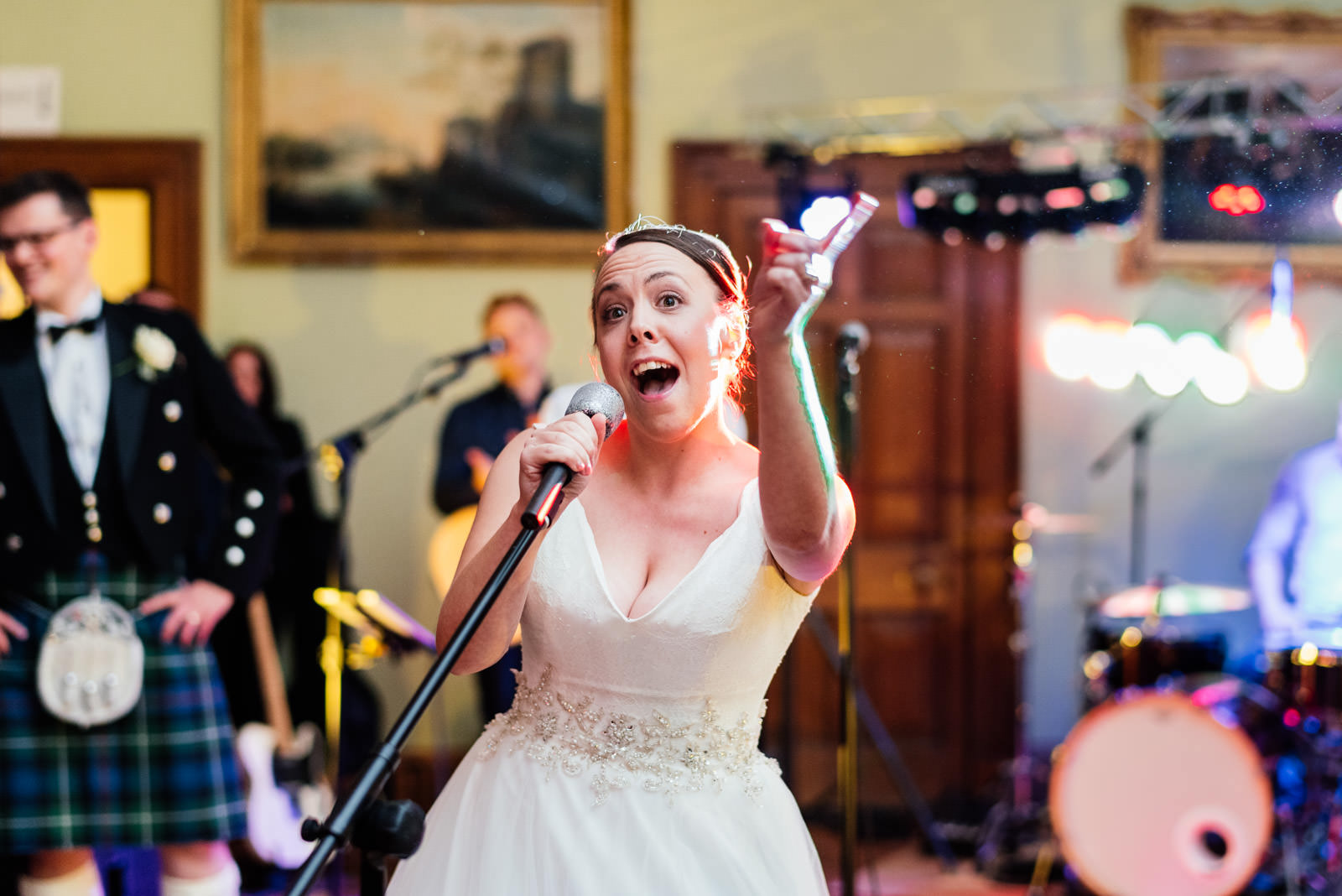 lip sync battle bride singing