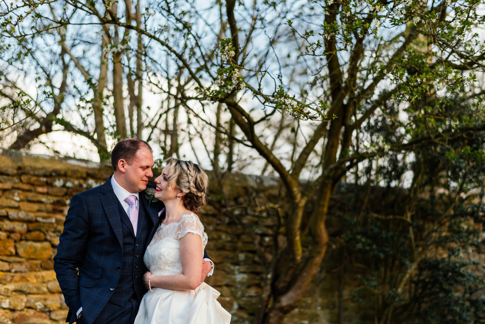 dodford manor wedding portrait