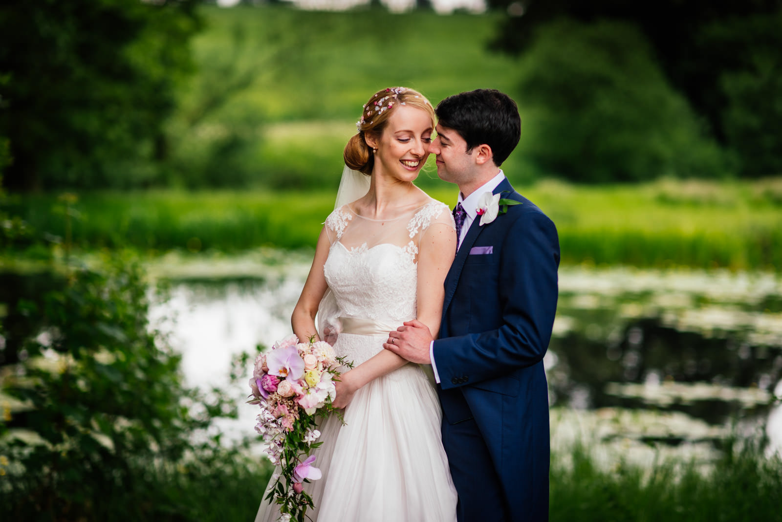 Rushton Hall Wedding