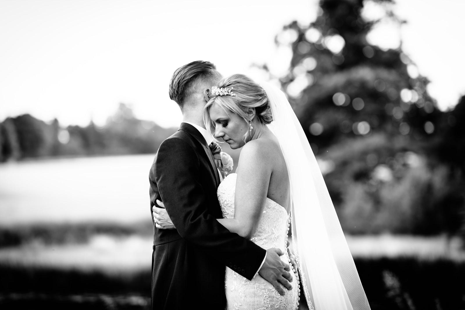 Rushton Hall wedding photographer
