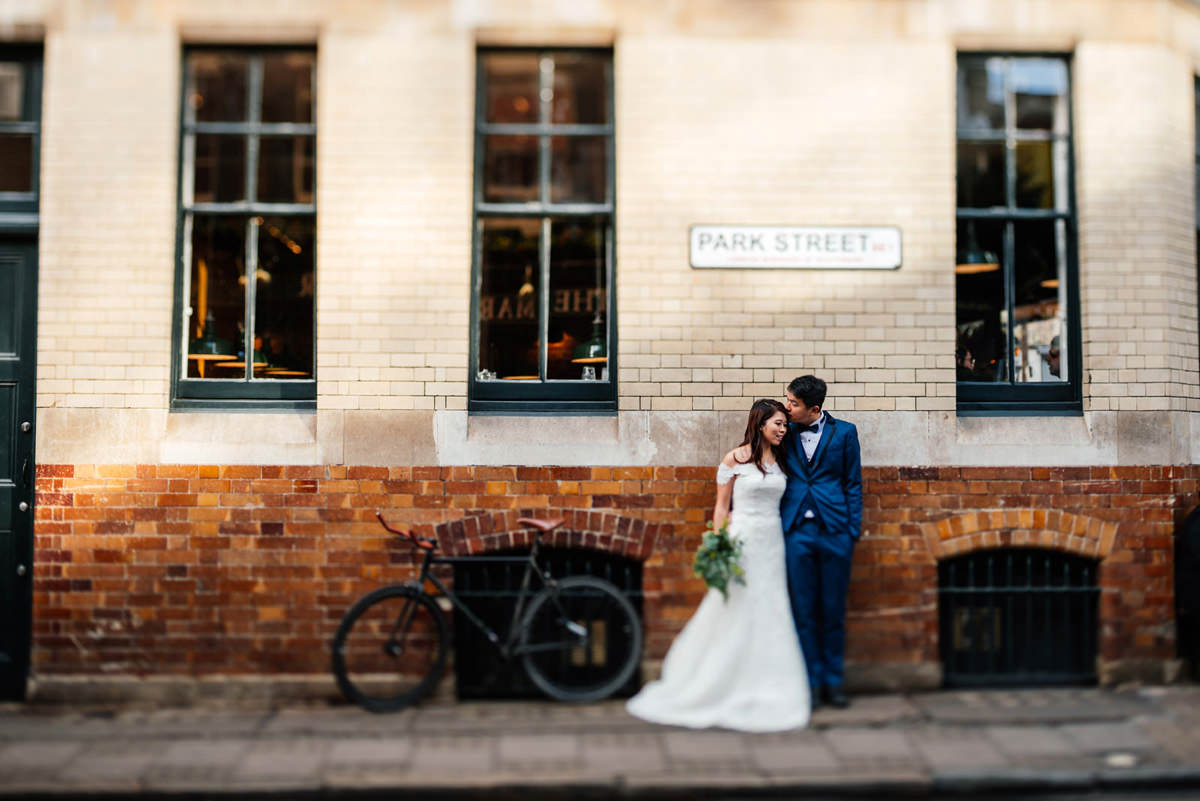 Borough Market pre-wedding shoot