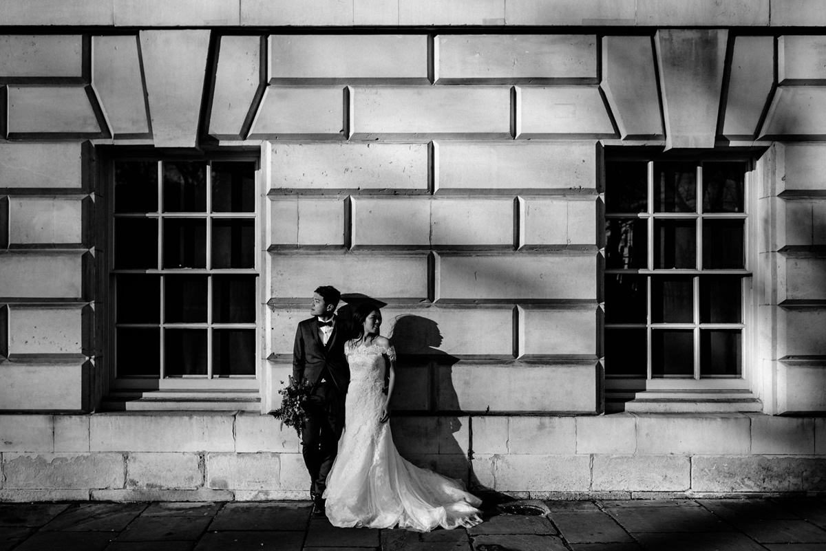 Greenwich Naval College Wedding Photographer