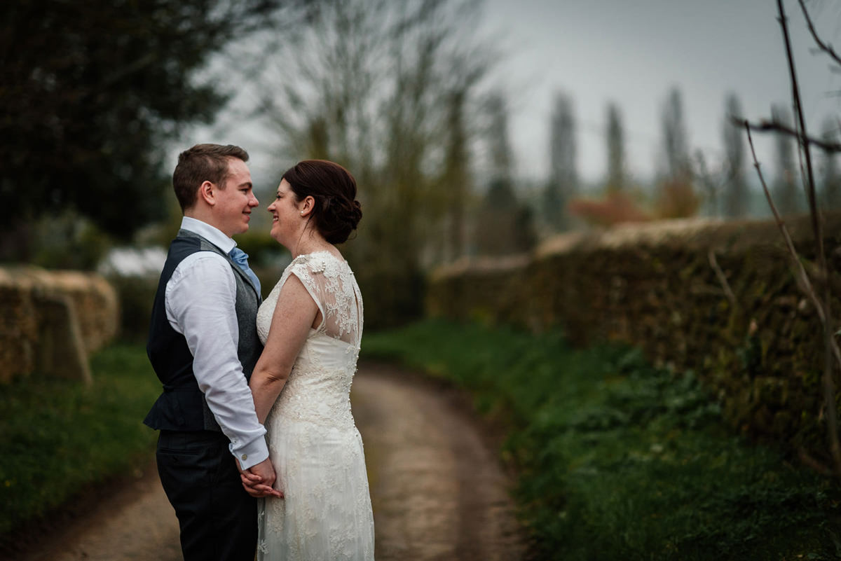 evening dodford manor wedding photos