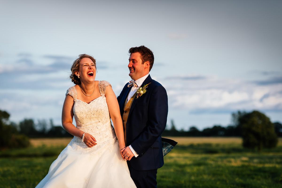 natural wedding portrait photography