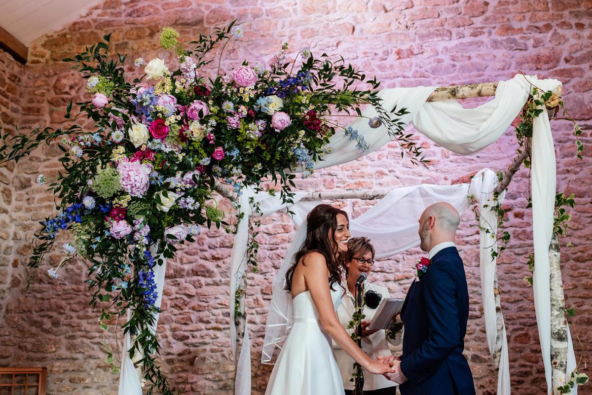 Northampton jewish wedding photographer