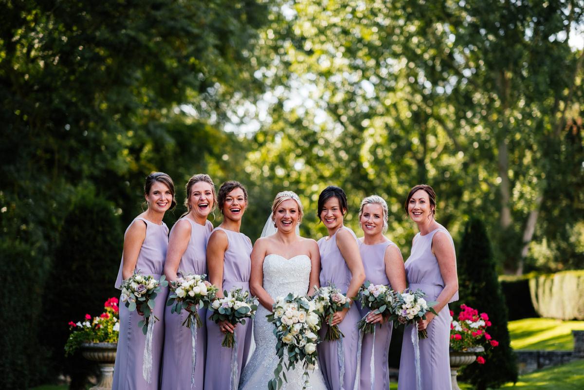 bridesmaids bride's squad