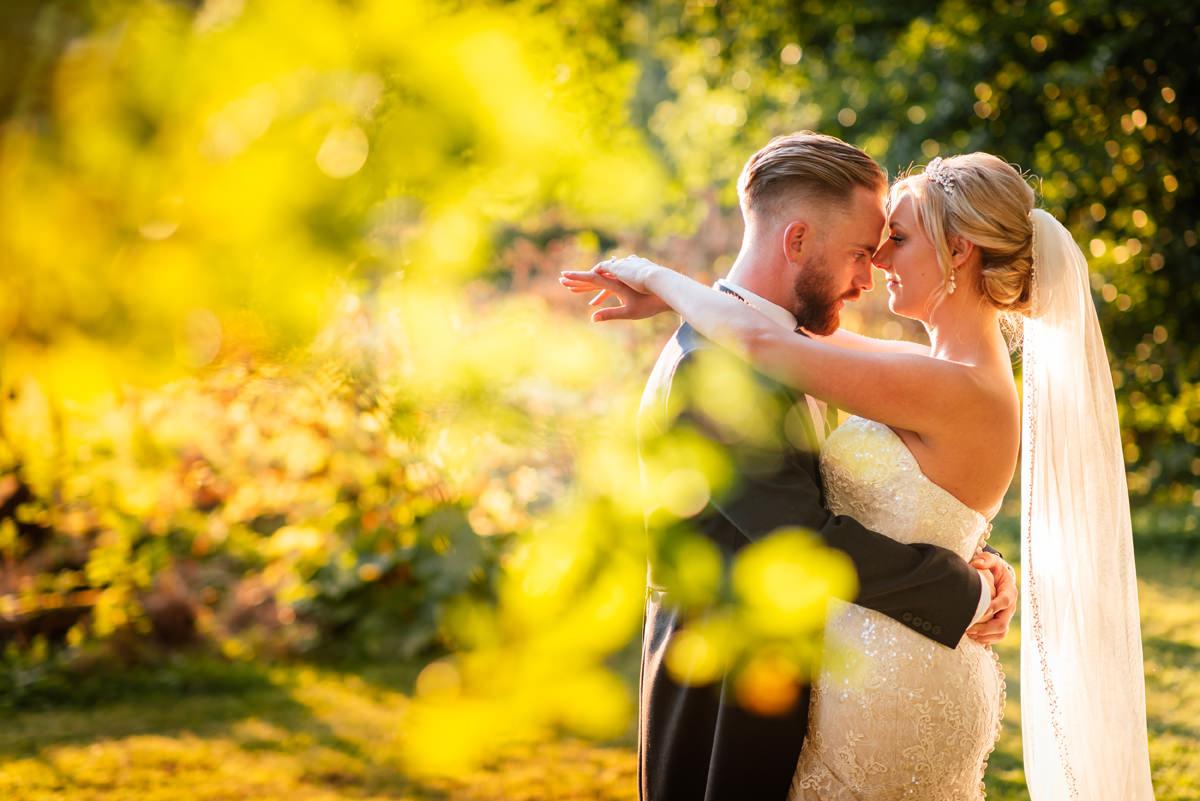 Orangery Rushton Hall Wedding Photographer