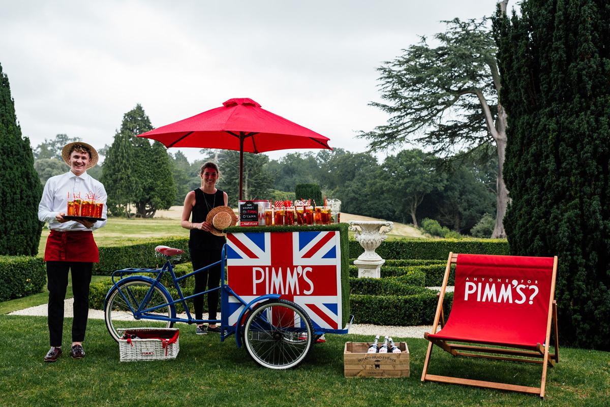 Pimm's bike