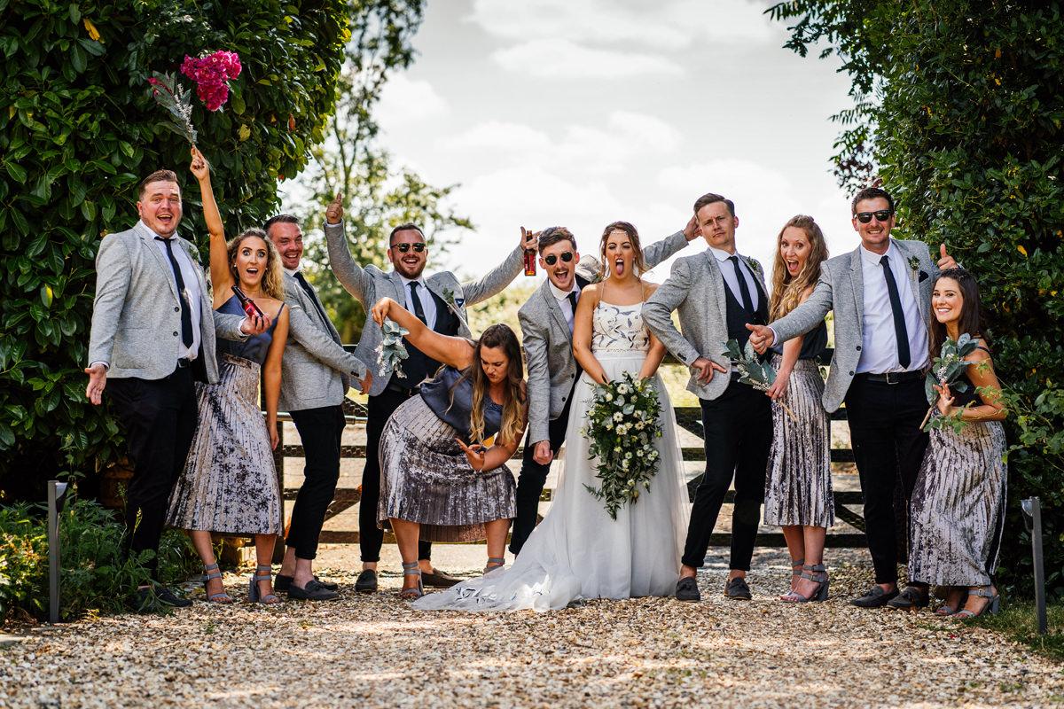 Eschaet Farm wedding photographer