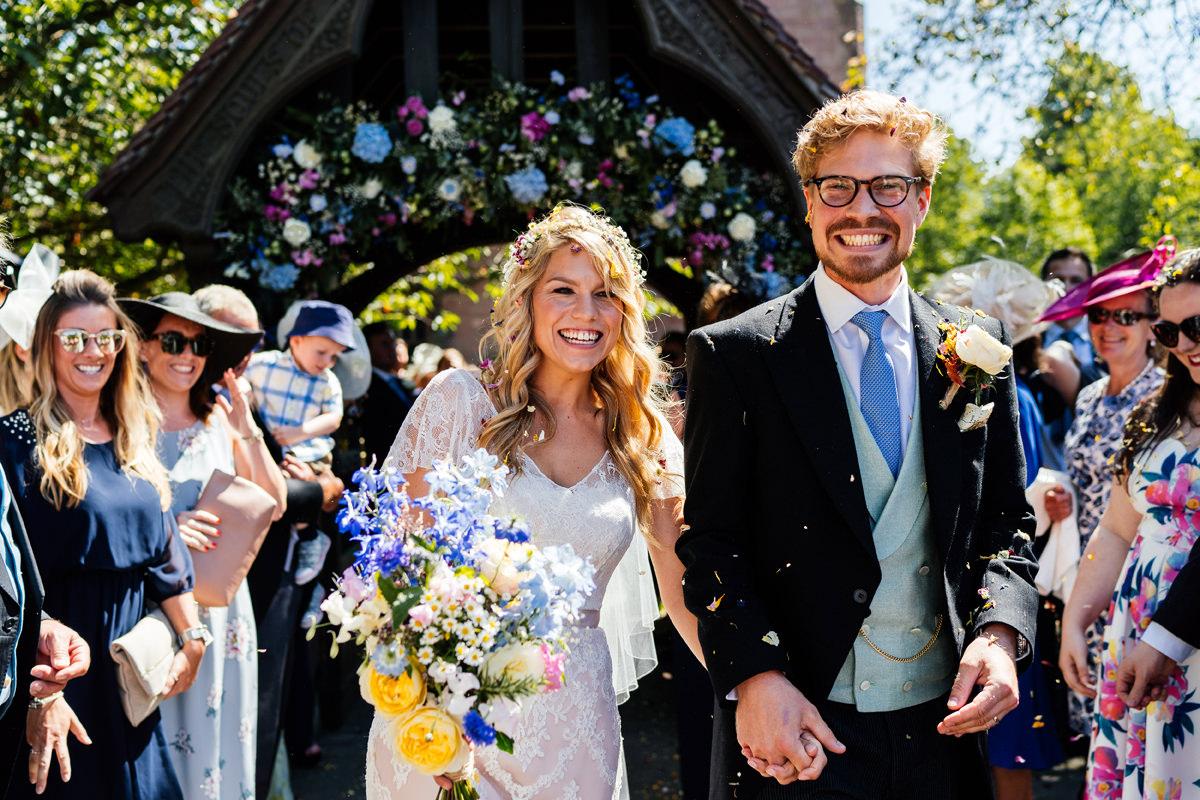summer weddings in shropshire