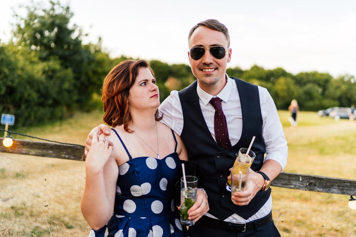 Candids at weddings