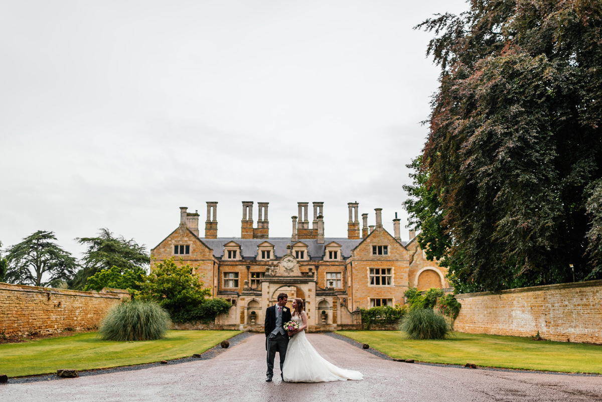 Holdenby House wedding photos