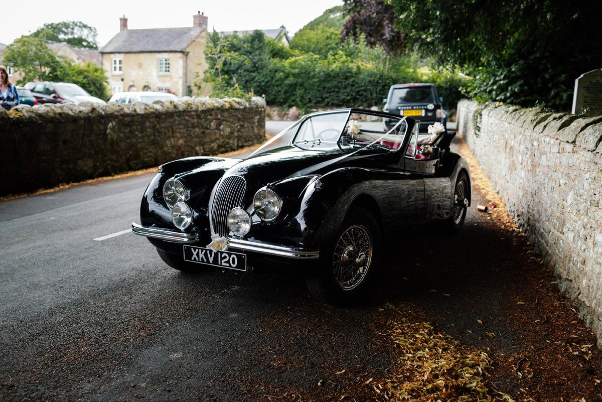 vintage jaguar xk120