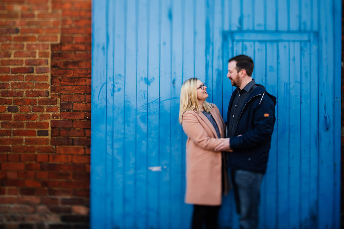 Market Harborough Pre-wedding Shoot