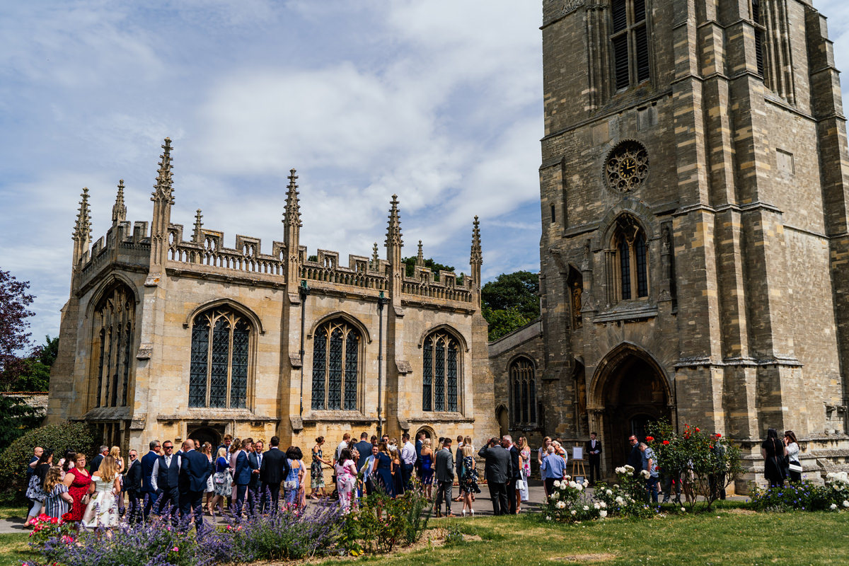 Higham Ferrers Wedding Photographer