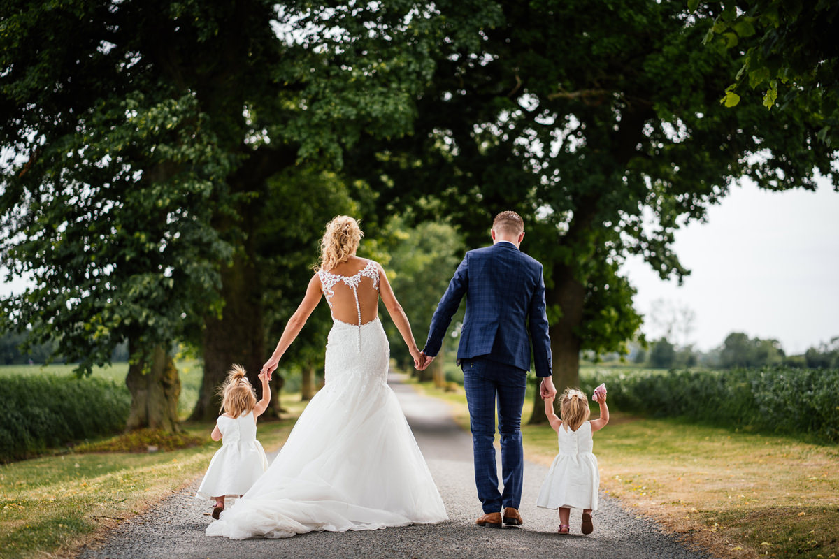 Sywell Grange Wedding Photographer