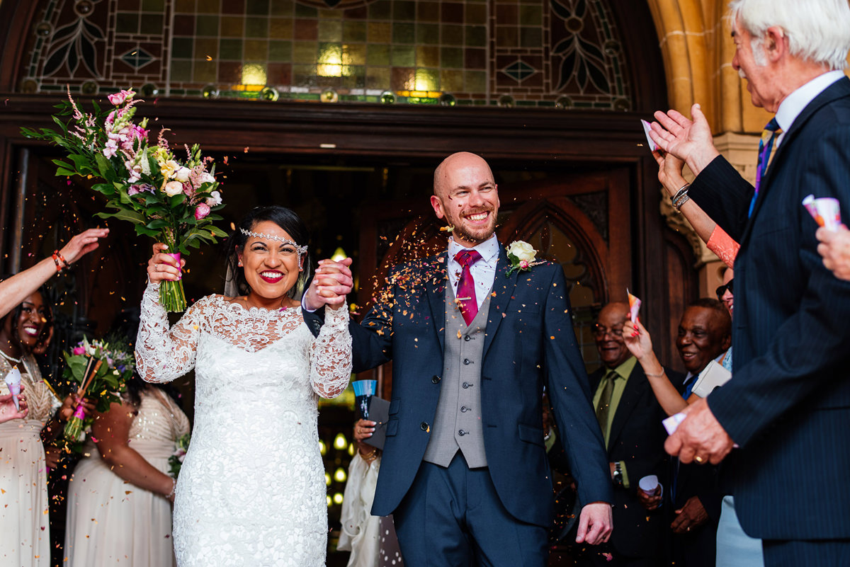 Northampton Guildhall Wedding Photographer