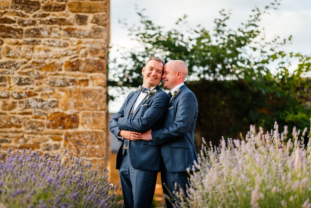Northampton Gay Wedding Photos