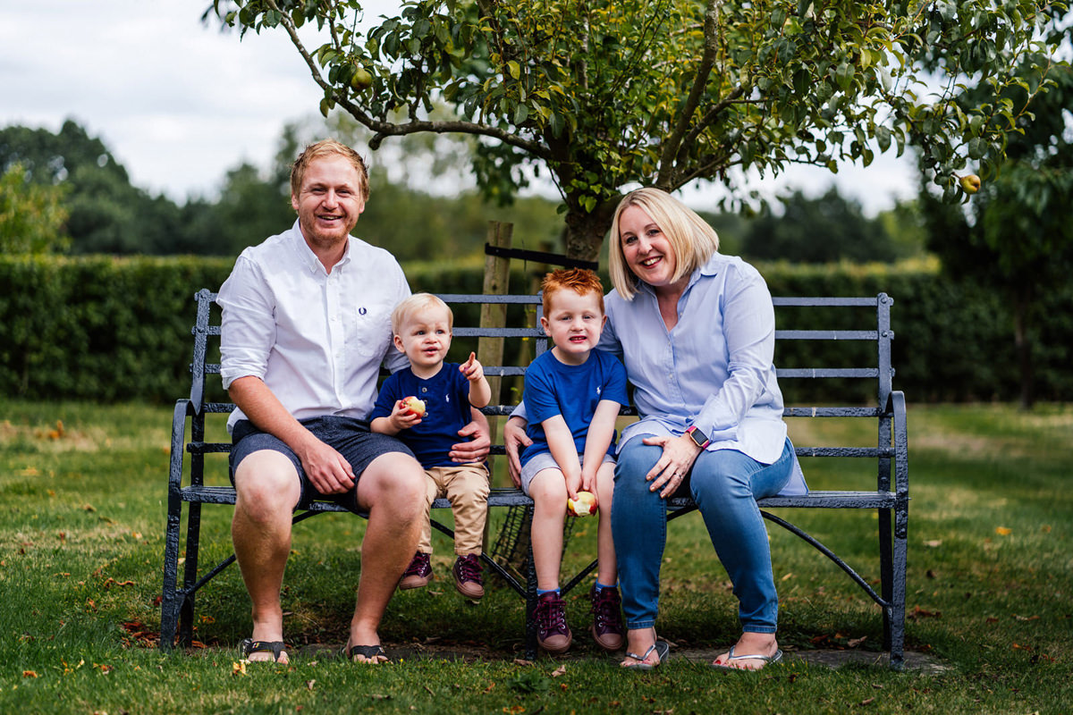 Bedfordshire Family Portrait Photography