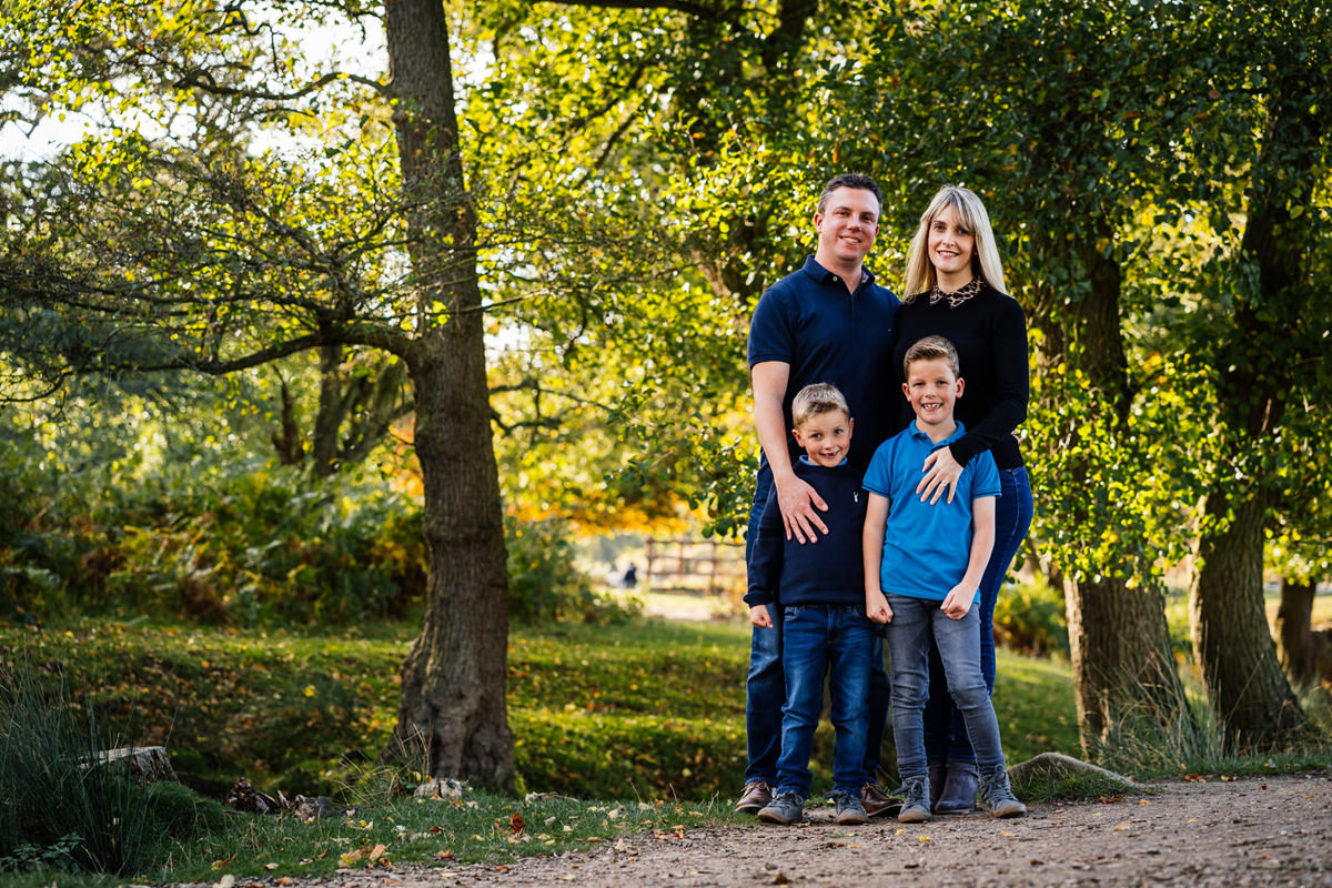 Leicester Family Portrait Photography
