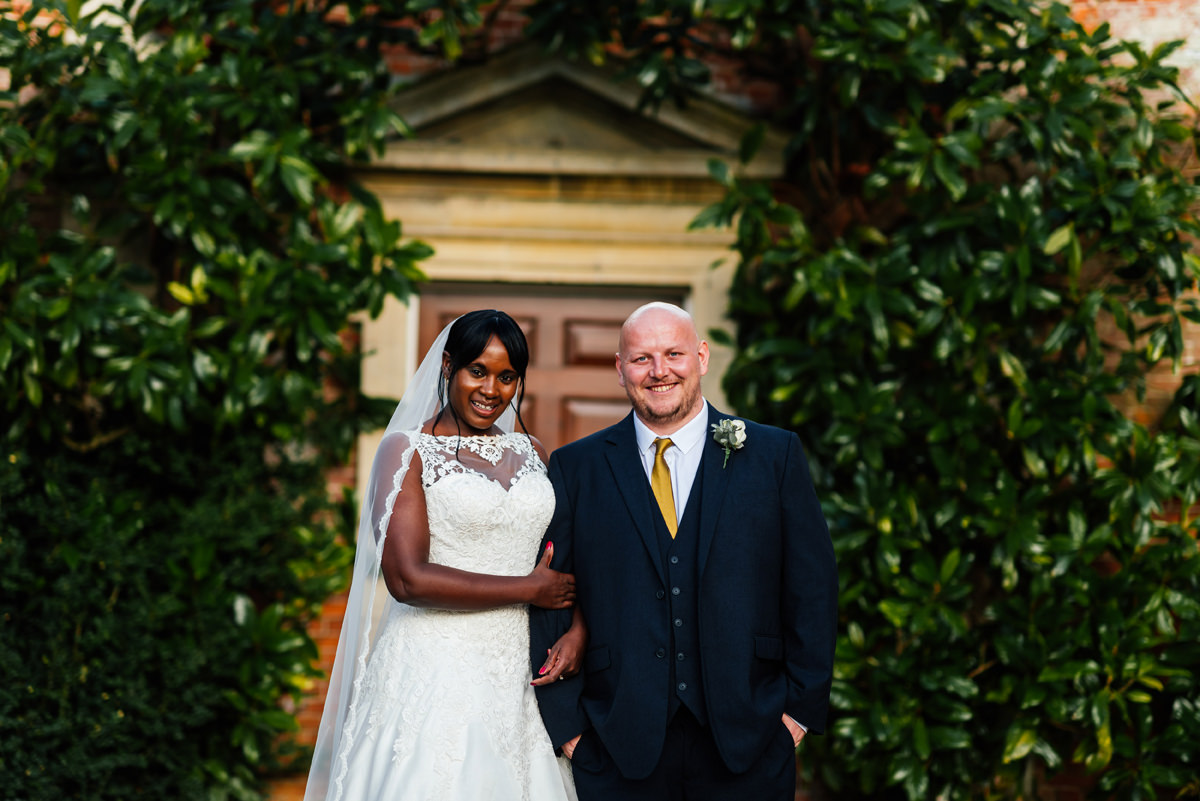 Kelmarsh Hall Wedding photos