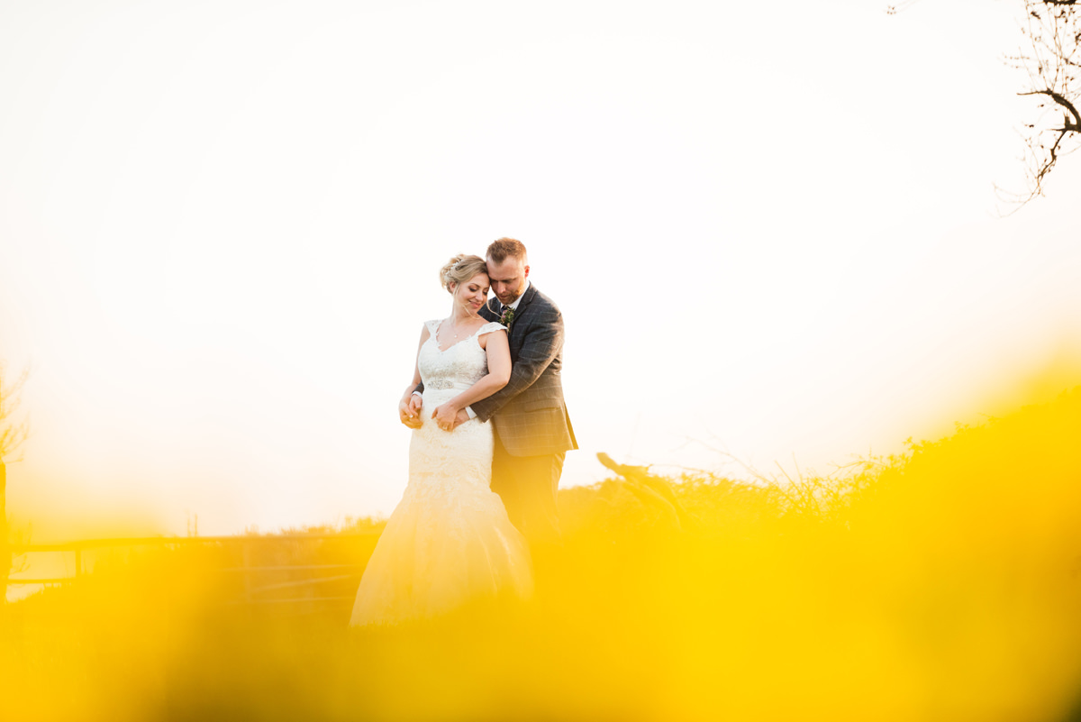 Northamptonshire wedding photographer