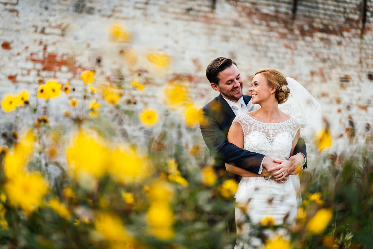 Luton Hoo Walled Garden wedding photographer