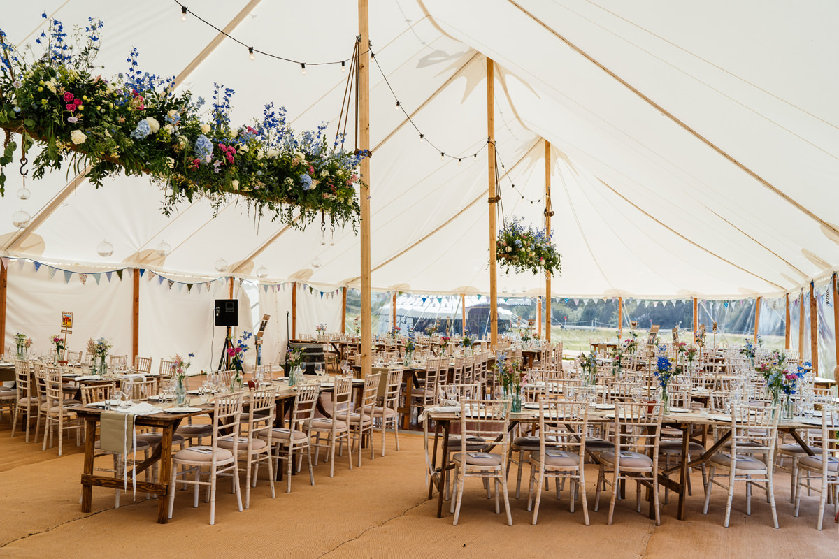 Shropshire Marquee Wedding