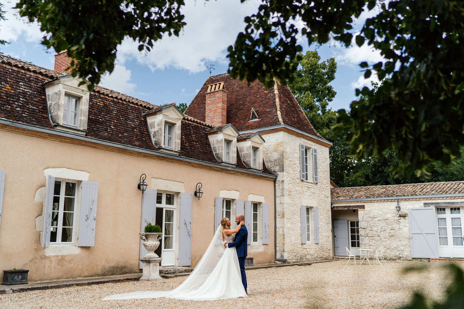 Dordogne Wedding Photos