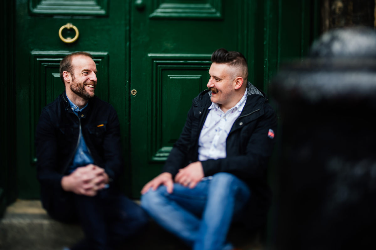 London Gay Wedding Photographer