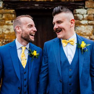 Gareth & Stuart Wedding