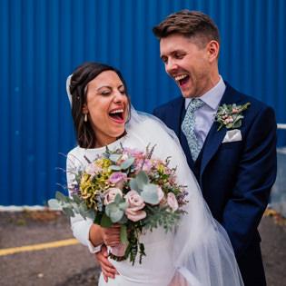 Lisa & Kevin Wedding