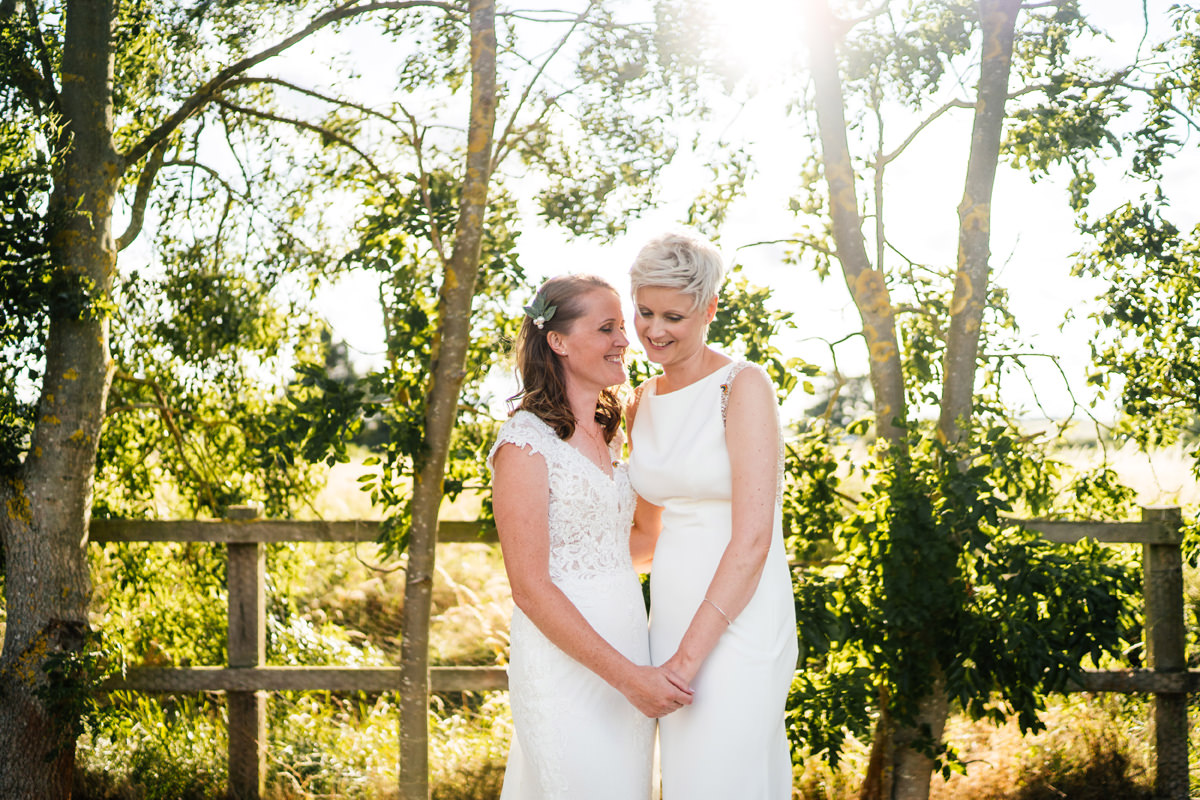 Same sex wedding photographer bedfordshire