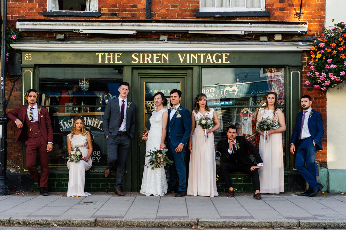 Stony Stratford Wedding Photographer