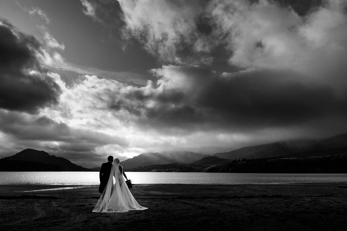 Scottish wedding photos