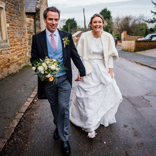 Sophie & Tom Wedding