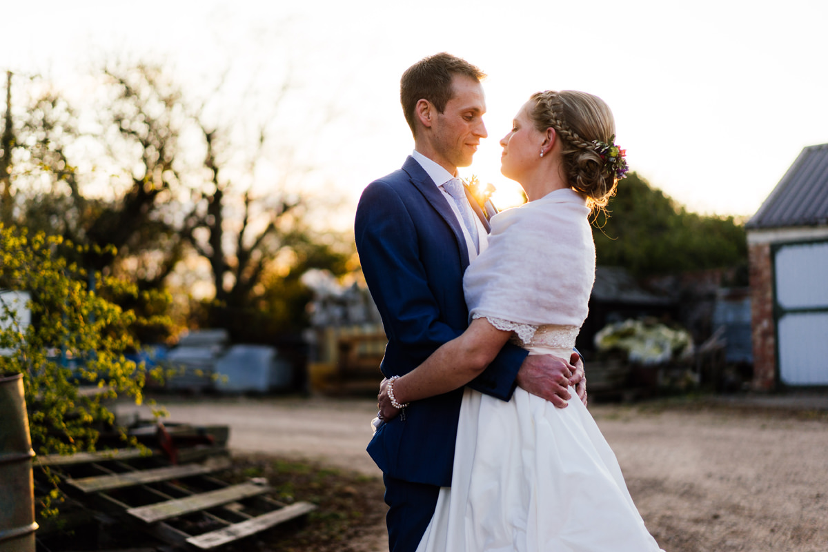 Peterborough Farm Wedding