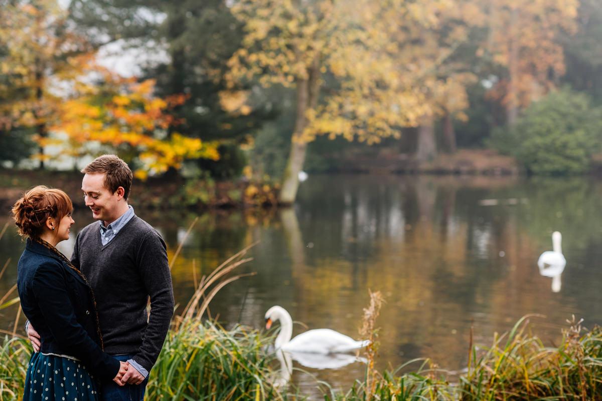 Stowe Gardens Pre-Wedding Shoot
