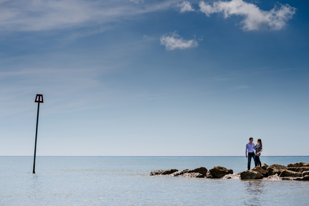 Coastal Pre-Wedding shoot